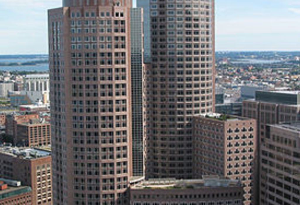 One International Place, Suite 1400 Boston, MA 02110