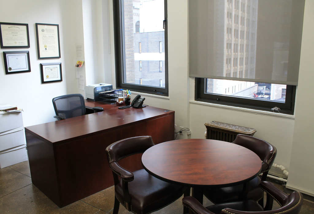 15 Maiden Lane, Suite 1405 New York City, NY 10038