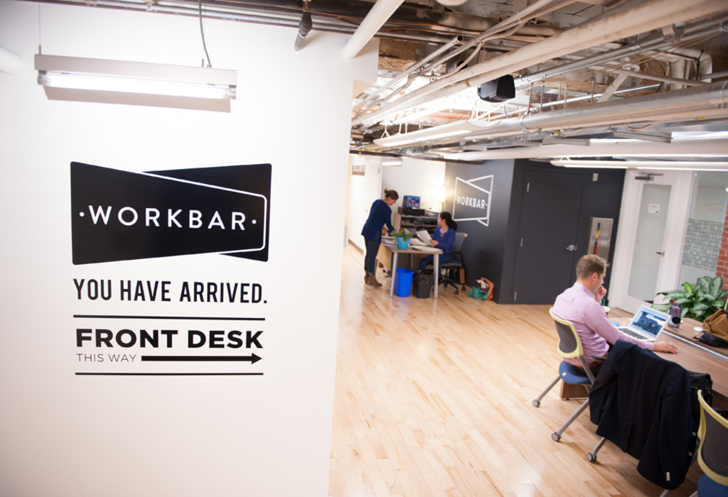 Workbar, 711 Atlantic Ave Boston, MA 02111