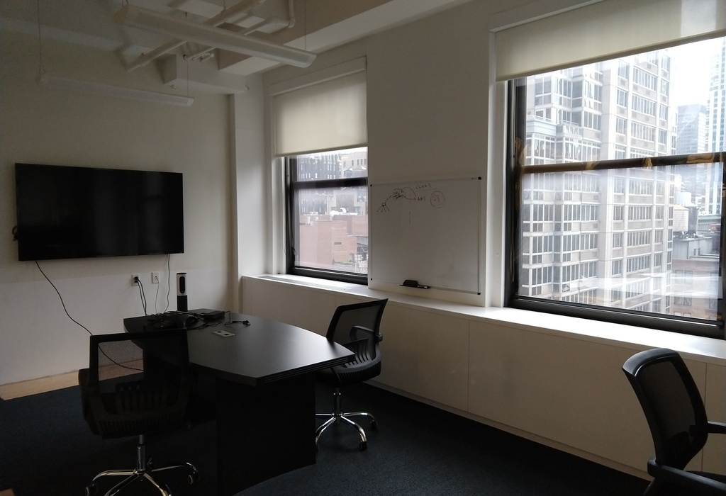 1001 6th Ave, Suite 1701 New York City, NY 10018