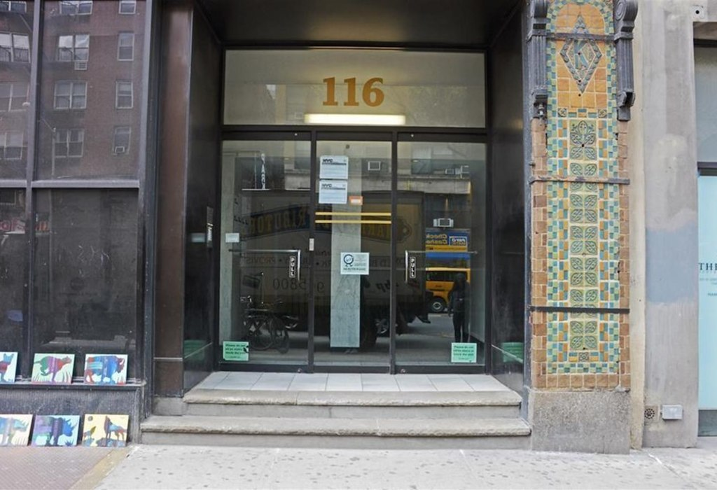 116 West 23rd Street, 5th floor New York City, NY 10011